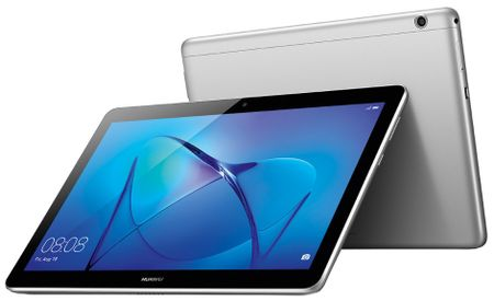 Планшет Huawei MediaPad T3 10 LTE 16Gb AGS-L09 Grey 53018522 (Qualcomm Snapdragon 425 1.4 GHz/2048Mb/16Gb/GPS/LTE/3G/Wi-Fi/Bluetooth/Cam/9.6/1280x800/Android)