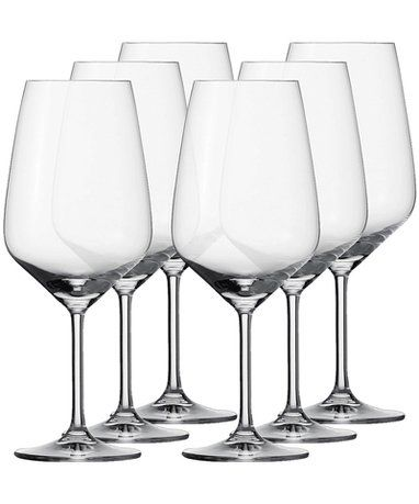 Schott Zwiesel Набор бокалов для красного вина Taste (656 мл), 6 шт. 115 672-6 Schott Zwiesel