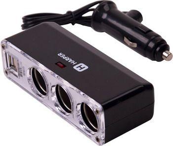 Автомобильное зарядное устройство Harper DP-096