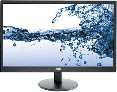 21.5 AOC Value-line E2270SWDN black