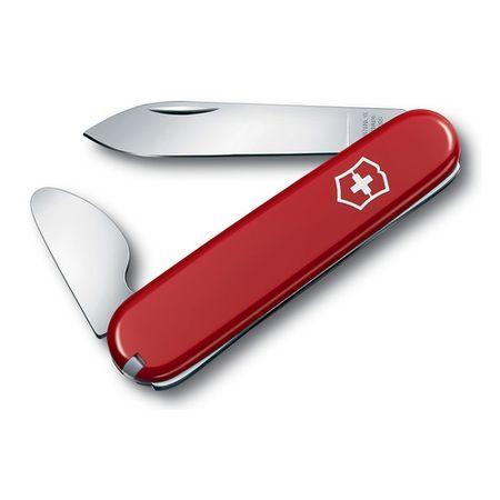 Складной нож VICTORINOX Opener, 4 функций, 84мм, красный