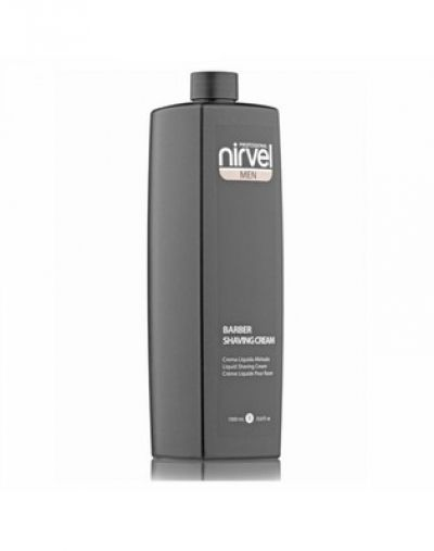Nirvel Professional Крем Barber Shaving Cream для Бритья, 1000 мл