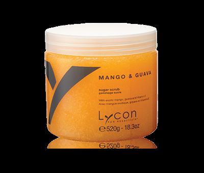 Lycon Скраб Mango & Guava Sugar Scrub для Тела Манго и Гуава, 520г