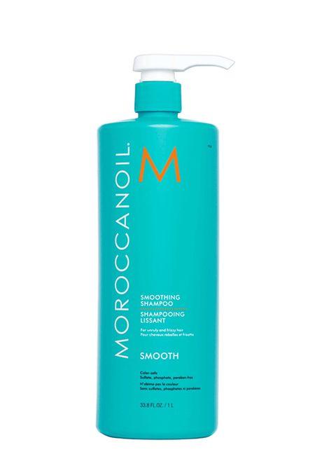 Moroccanoil Шампунь Smoothing Shampoo Разглаживающий, 1000 мл