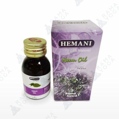 Нима косметическое масло Хемани / Nima himani cosmetic oil (0,3 кг, 30 мл)
