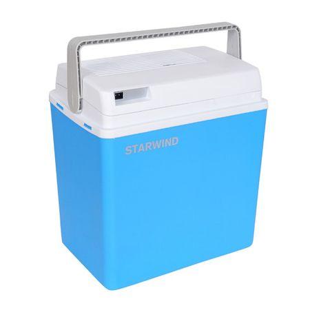 Автохолодильник STARWIND CF-123, 23л, синий и серый