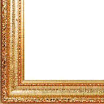 Багетная рама Rococo 40*50см (цвет золотой) 2540-BB