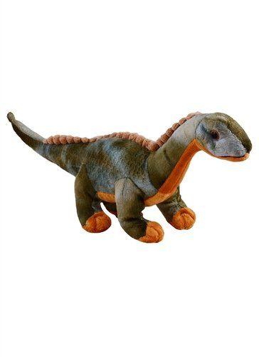 Игрушка мягкая Динозавр с гребнем, 30 см (5085)