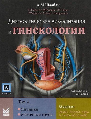 Шаабан А.М. Диагностическая визуализация в гинекологии: в трех томах. То