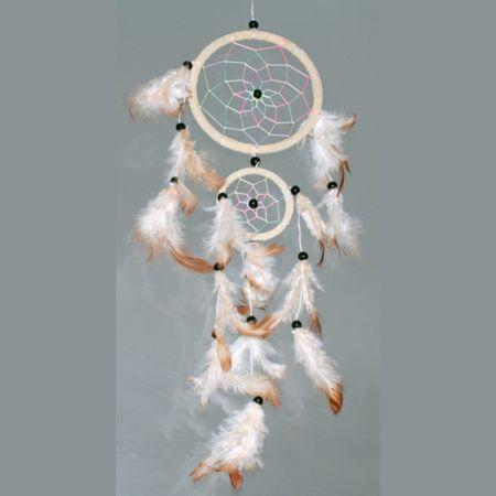 Ловец снов классика три кольца 11см (0,1 кг, 11 см, 55см)