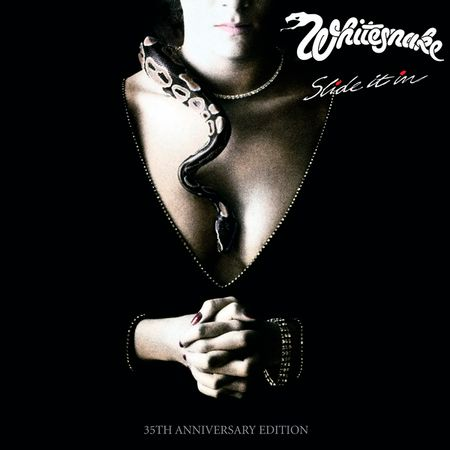 Whitesnake Whitesnake - Slide It In (35th Anniversary) (2 Lp, 180 Gr)