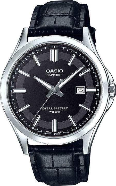 Мужские часы Casio MTS-100L-1AVEF
