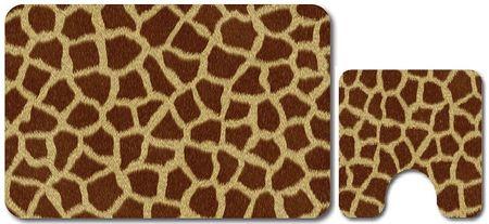 Набор ковриков Veragio Giraffa VR.CPT-7200.08