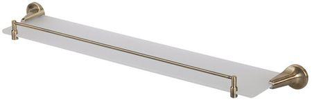 Полка стеклянная 65,5 см Veragio Oscar Bronzo OSC-5211.BR