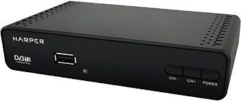 Цифровой телевизионный ресивер Harper HDT2-1513