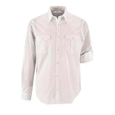 Рубашка мужская BURMA MEN белая, размер S