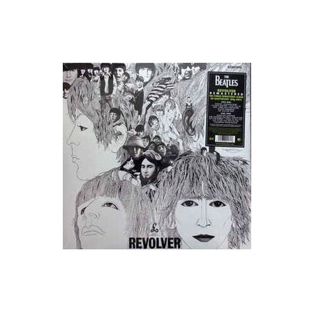 The Beatles. Revolver. Original Recording Remastered (LP)