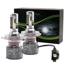 NOVSIGHT H13 60W 16000LM LED Autoscheinwerfer Birnen Kit Hi//Low Beam Lampe 6500K
