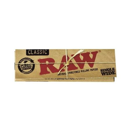 Бумажки RAW Single Wide Regular (11 см 30 г)