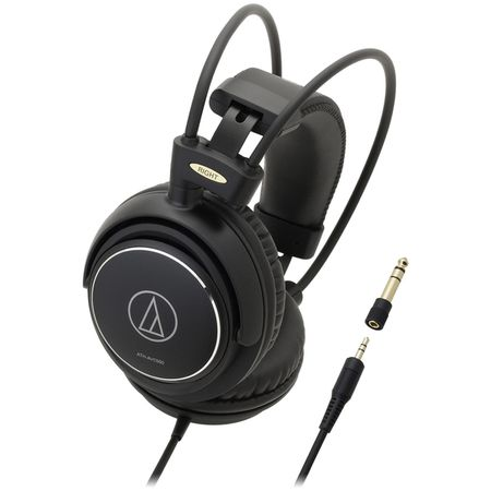 Охватывающие наушники Audio-Technica ATH-AVC500 Black