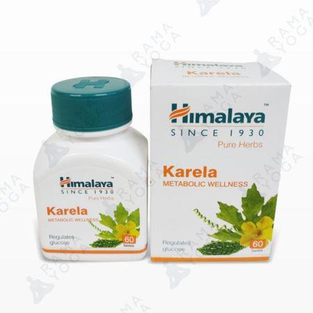 Карела в капсулах / Karela Himalaya (0.1 кг, 60 шт )