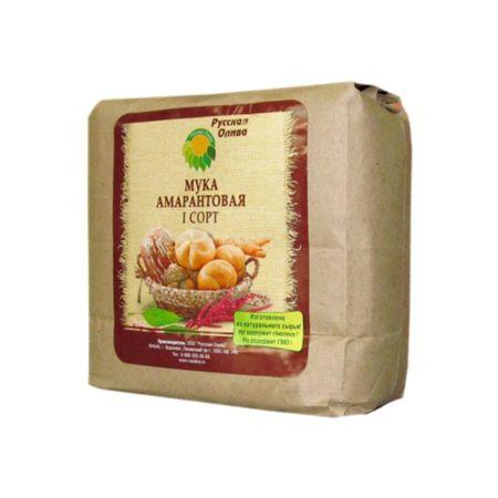 Мука амарантовая 1 сорт Русская Олива (1 кг)