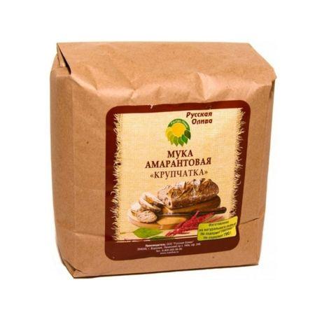 Мука амарантовая крупчатка Русская Олива (1 кг)