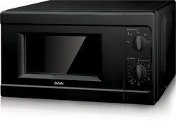 Микроволновая печь - СВЧ BBK 20 MWS-709 M/B черный
