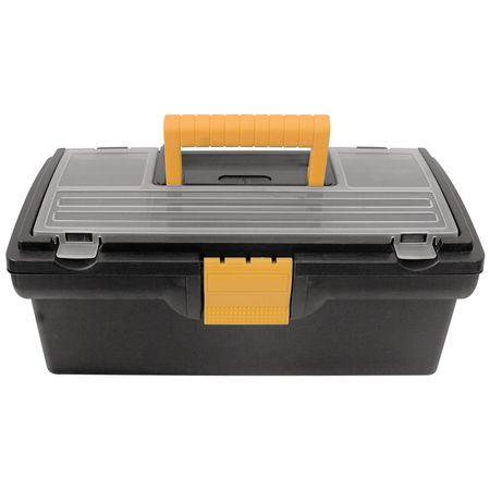 """ящик для инструментов UGO LOKS 16"""", 405х215х160 мм, 1 органайзер"""